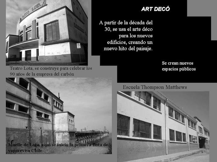 arquitectura art decó