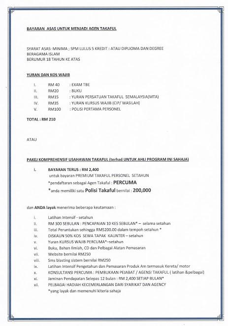 Daftar Untuk Jadi Agen