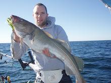 Vrakfiske på Svenska Västkusten