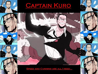 captain kuro