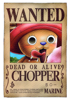 bounty tony tony chopper