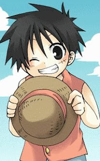 monkey d luffy cute funny anime one piece
