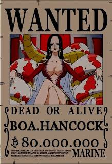 bounty boa hancock
