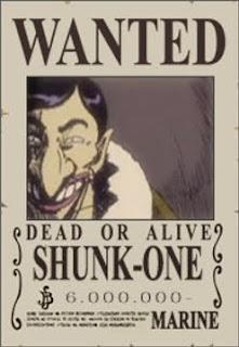 bounty skunk one piece