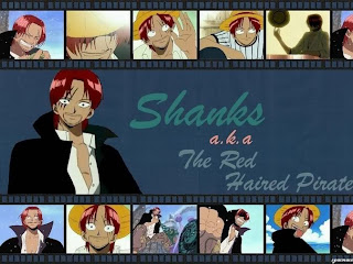 wallpaper shanks le roux one piece anime