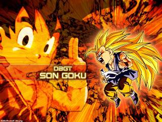 dragon ball son goku wallpaper