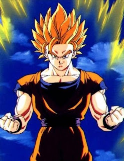 son goku super saiyan 2 dragon ball Z