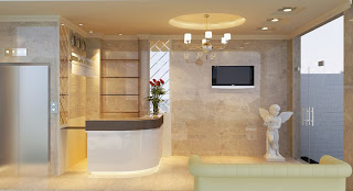 modern home design decoration interior health atmosphare