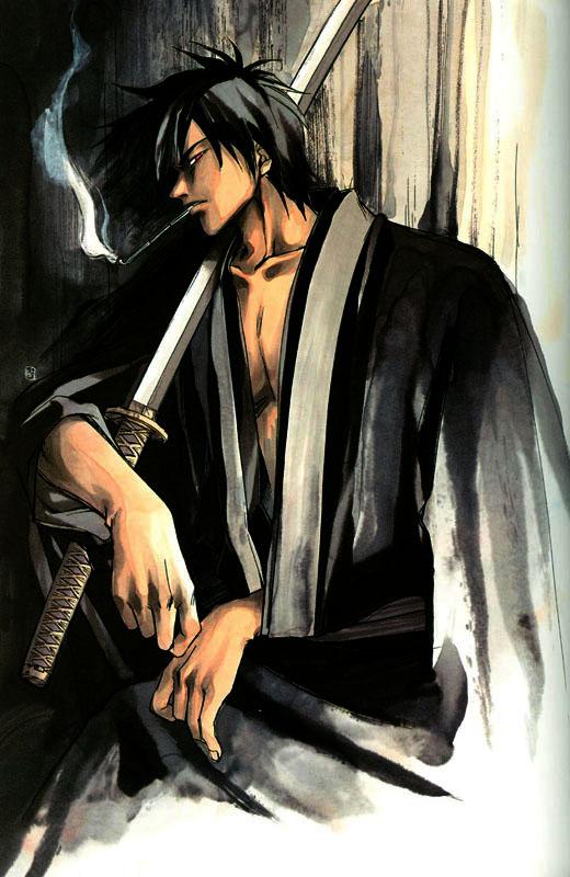 samurai deeper kyo wallpaper. Kyo Samurai Deeper Wallpaper