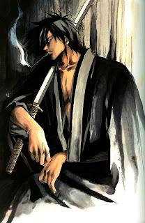 kyo samurai deeper wallpaper