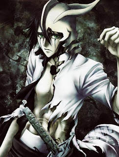 ulquiorra schiffer wallpaper bleach hollow anime espada