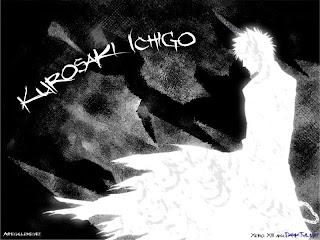 kurosaki ichigo bleach