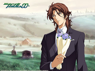 lockon stratos gundam 00 wallpaper anime 3d