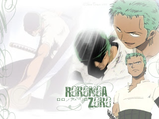 roronoa zoro personality and karakter wallpaper one piece anime