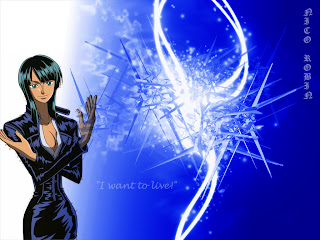 nico robin wallpaper new one piece anime 3d
