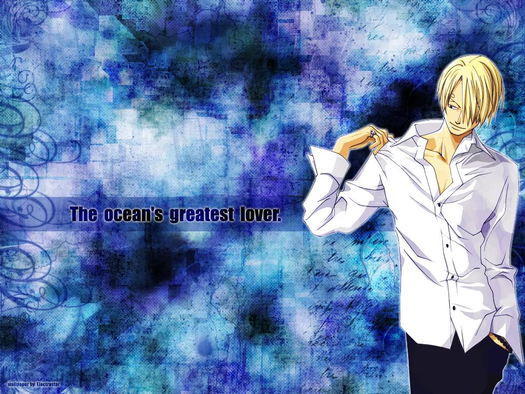 Sanji One Piece Wallpaper Anime Strawhat Mugiwara