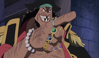 marshall d.teach blackbeard kurohige one piece anime wallpaper