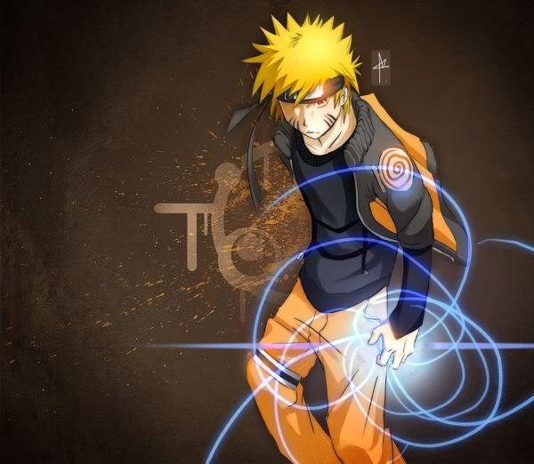 Uzumaki Naruto Rasenga...