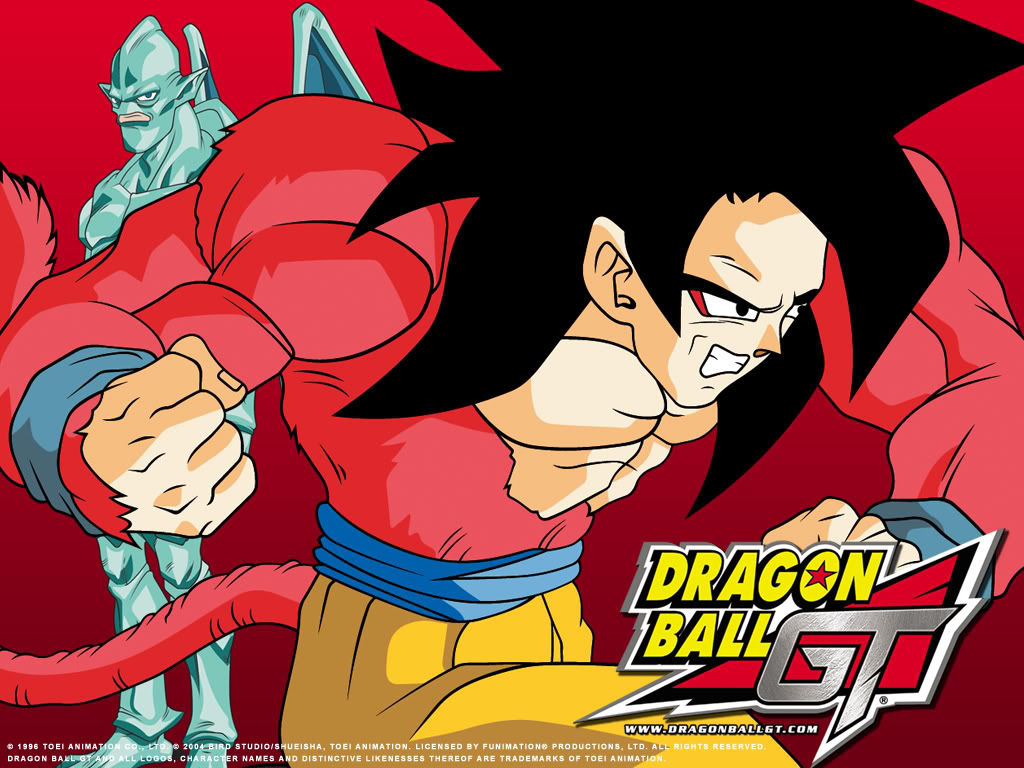 Dragon Ball HD & Widescreen Wallpaper 0.462545095183352