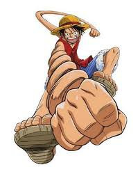 monkey d luffy one piece profile gear power wanted wallpaper