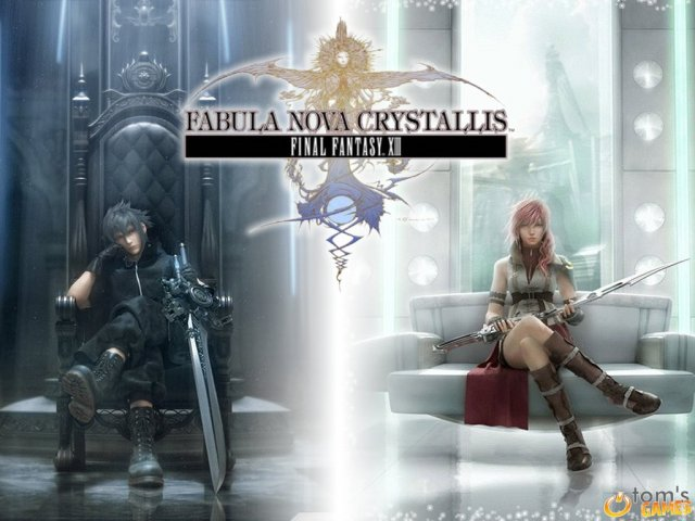 final fantasy wallpapers. Final Fantasy XIII Wallpapers