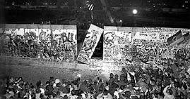 Muro de Berlin.