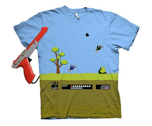 Camisa Duck Hunt