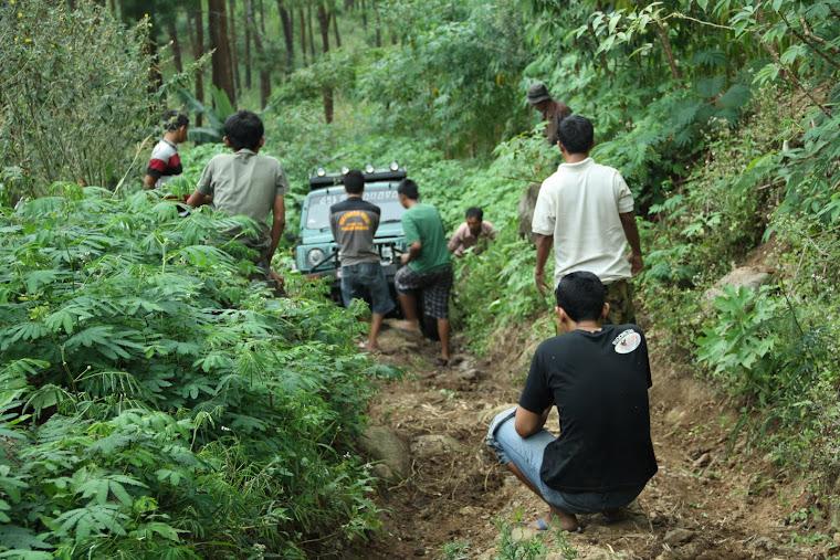 Gunung Mujur Singosari Malang