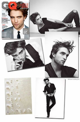 Robert Pattinson Number on Fashionbeans Best Dressed 2009     Number 3     Robert Pattinson
