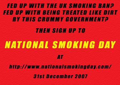 National Smoking Day