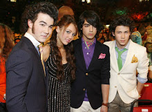 miley i los jonas brothers!