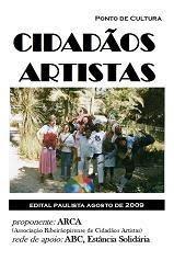 Ponto de Cultura CIDADÃOS ARTISTAS