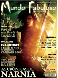 Revista Mundo Fabuloso
