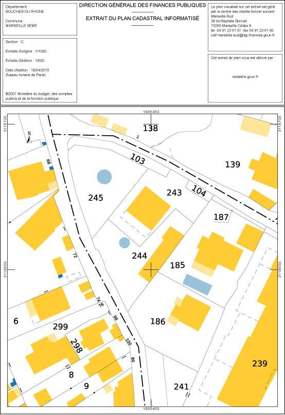 de pouvoir en tirer toutes les informations concernant les possibilits de construction cos shon maximum distances avec les limites type de maison - Dessiner Son Plan De Maison