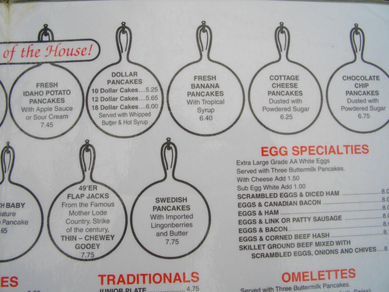 Dinerwood Los Angeles Diner Reviews The Original Pancake House