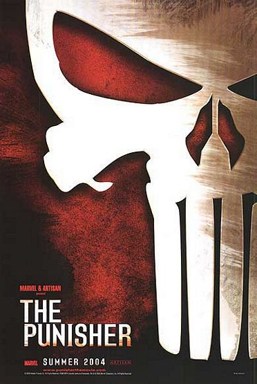 Punisher movie poster