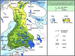 finlandiya idari bölümleri