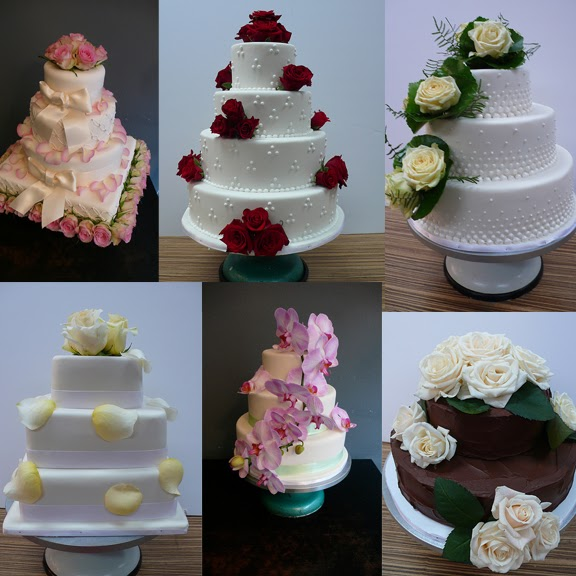 29 Wedding Cakes With Vintage Vibes: CAKE Amsterdam: WEDDING CAKES