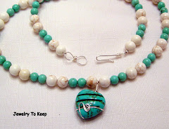 Turquoise Heart Necklace