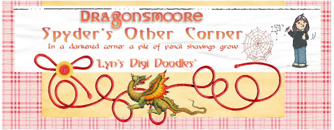 Dragonsmoore, Digital Stamps, Spyder's Other Corner
