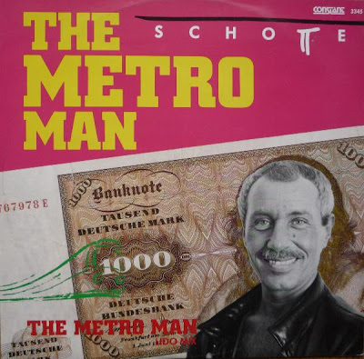 Schotte - The Metro Man