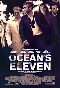 Băng Cướp Thế Kỷ - Ocean's 11 - Ocean's Eleven poster