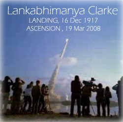 Arthur C. Clarke / Ascension / Lankabhimanya Clarke / Songs of the Distant Earth / Ascension / Clarke Orbit