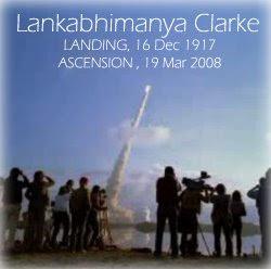 Arthur C. Clarke / Ascension / Lankabhimanya Clarke / Songs of the Distant Earth / Ascension / Clarke Orbit