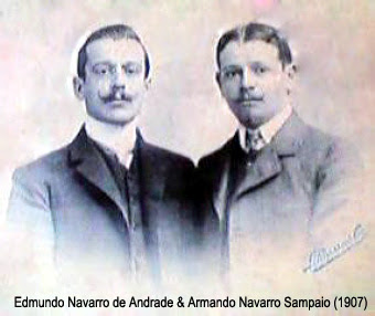 Armando Navarro Sampaio & Edmundo Navarro de Andrade / Eucalyptus Giants of Brazil / Brazilian Eucalypt Pioneers / Eucaliptos gigantes de Brasil / Pioneros del eucalipto brasileiro / Gustavo Iglesias Trabado / GIT Forestry Consulting, Consultoría y Servicios de Ingeniería Agroforestal, Galicia, España, Spain / Eucalyptologics, information resources on Eucalyptus cultivation around the world / Eucalyptologics, recursos de informacion sobre el cultivo del eucalipto en el mundo