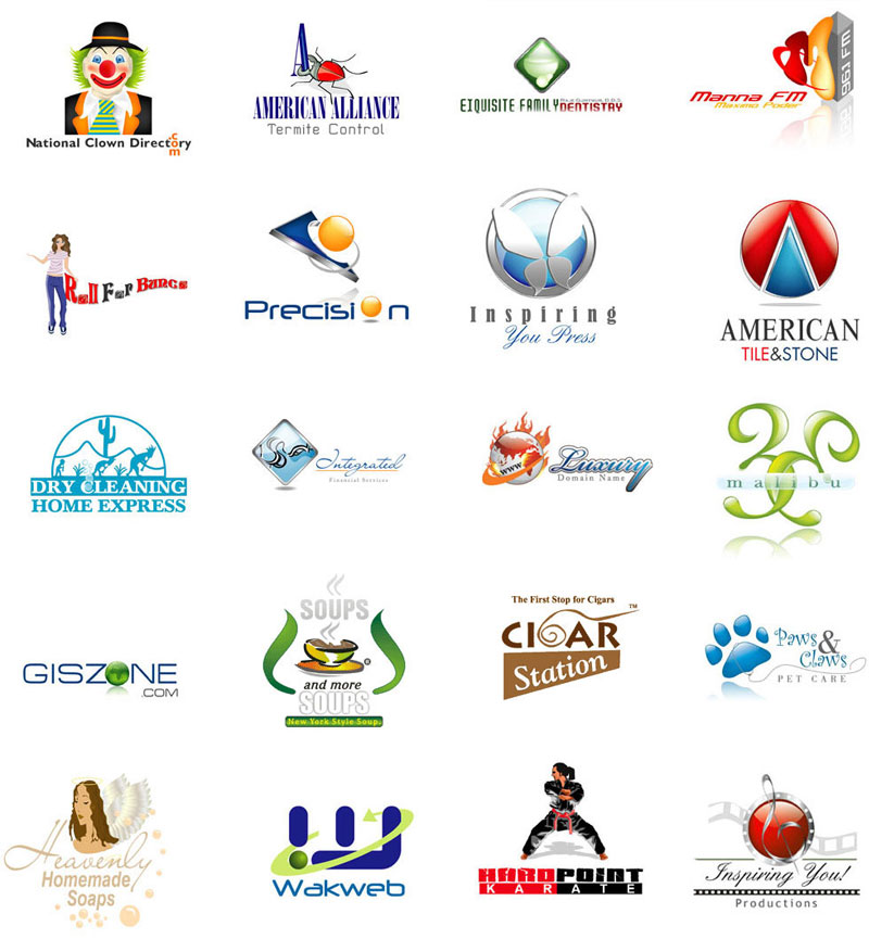 Business logos designs