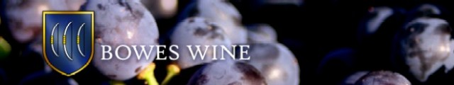 Bowes Wine
