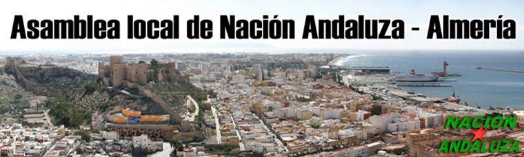 Asamblea local de Nación Andaluza - Almería