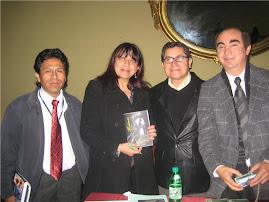 Publicación de su Novela en Club Puno