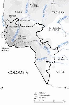 PARQUE NACIONAL EL TAMA